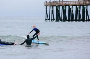 Private Surf Lesson in Morro Bay