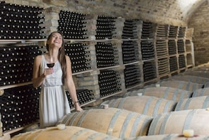 Wine tasting and visit to the Medieval wine cellar in Friuli