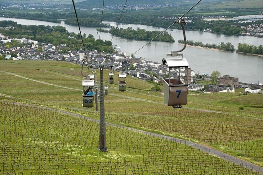 Rudesheim Private Walking Tour