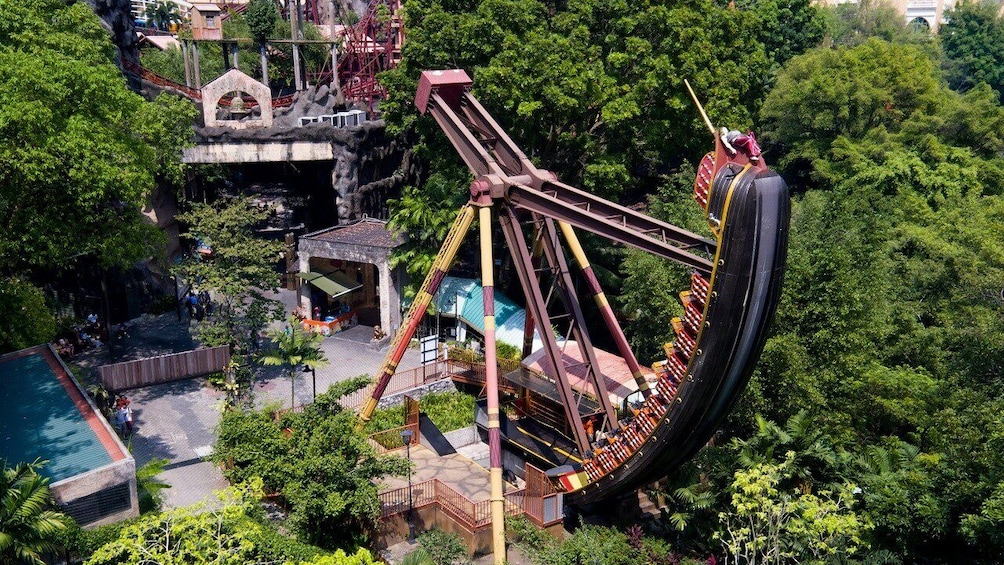 Show item 3 of 10. Private Sunway Lagoon Theme Park with Transfer