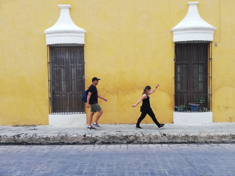 Show item 3 of 9. IZAMAL -The yellow Magical Town- Private Tour