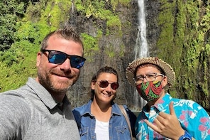 Private TAHITI Full-day 8 hour Circle Island Tour
