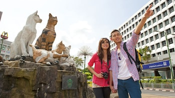 Private Kuching City Tour