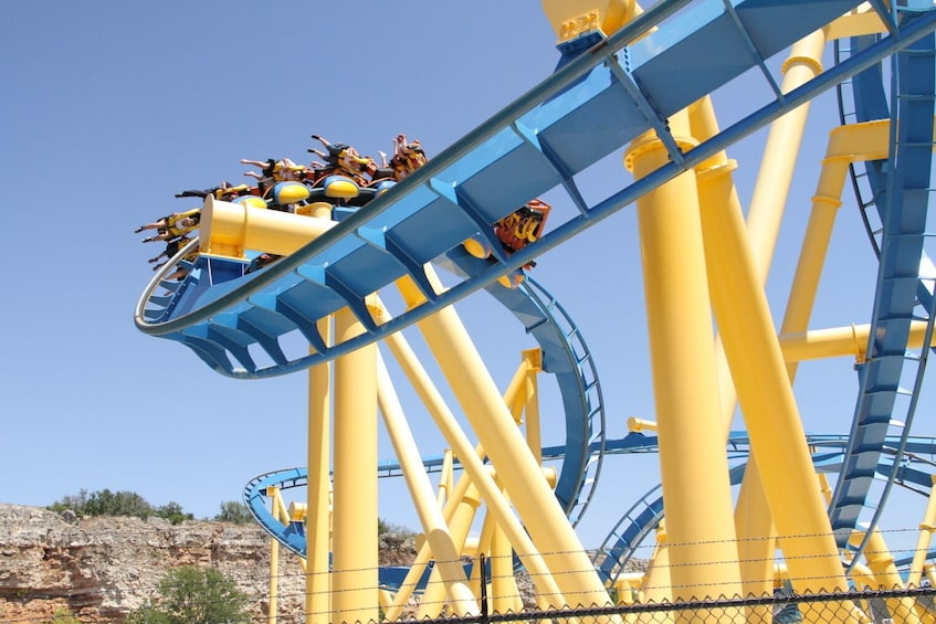 One-Day Admission to Six Flags Fiesta Texas