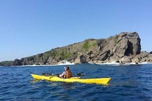 Adventure Kayak tour in Yambaru, Okinawa
