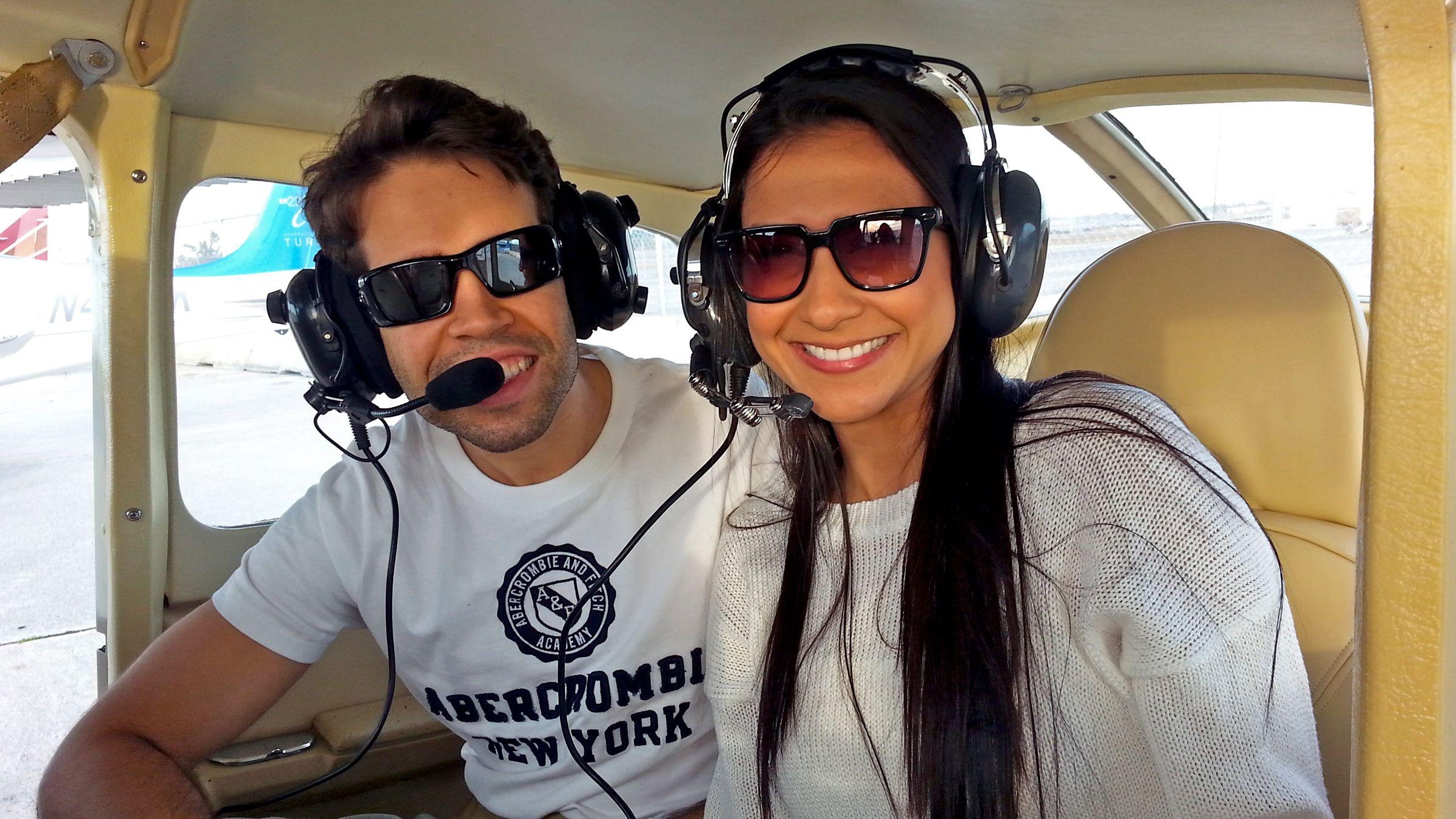 Tours d'avion, d'hélicoptère et de montgolfière