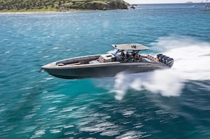 ONYX - A Private Day Charter Boat in Virgin Islands
