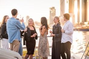 Brisbane Twilight Cruise - A sunset cruise with a twist!