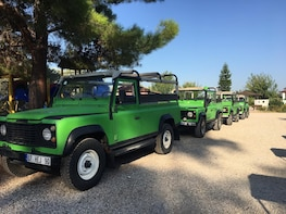 Jeep Safari Adventure Belek / Lara / Antalya Hotels