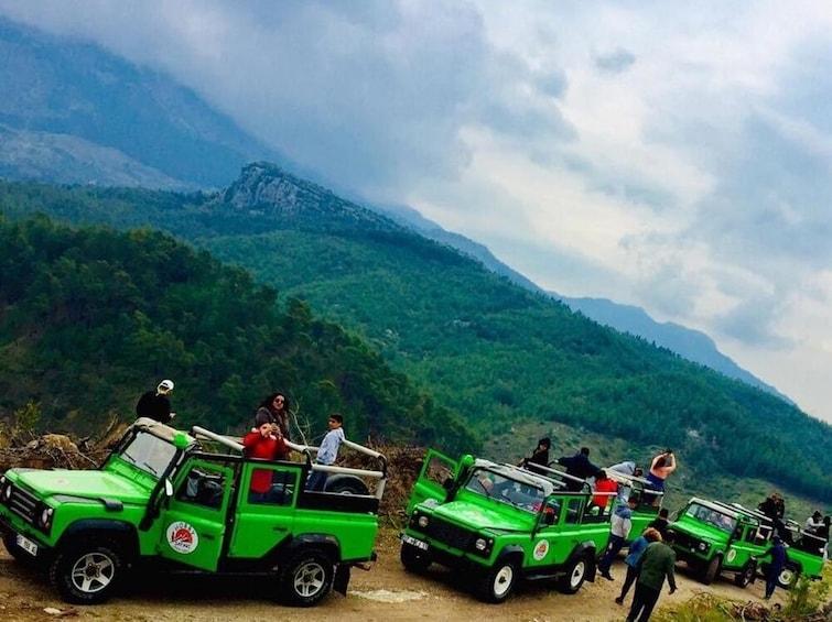 Show item 4 of 4. Jeep Safari Adventure Belek / Lara / Antalya Hotels
