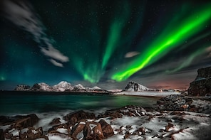 (Private Tour) Aurora Hunting & Photography from Hofn