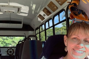All Island Tour by Bus in Oak Bluffs