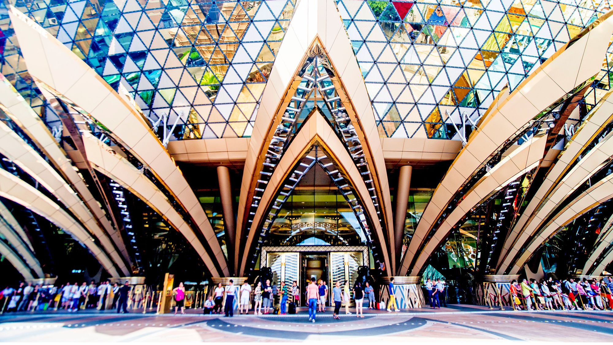 Full-Day Macau Tour with Buffet Lunch