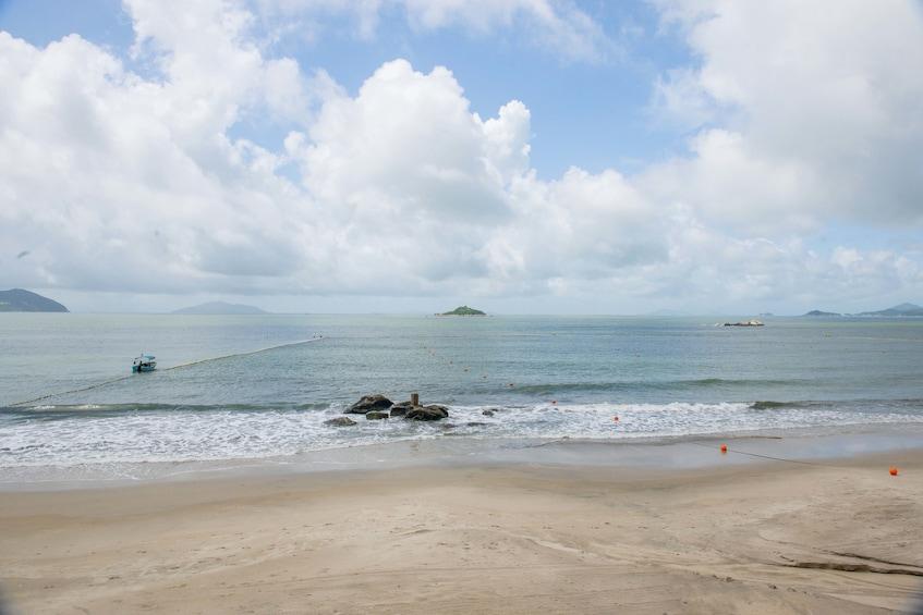 Show item 5 of 10. Skip-the-Line Ngong Ping 360 with Lantau Island & Tian Tan Buddha Full-Day Tour