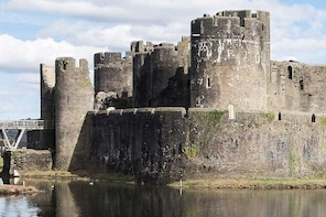 Essential Caerphilly: Explore the town's history on a self-guided GPS audio...