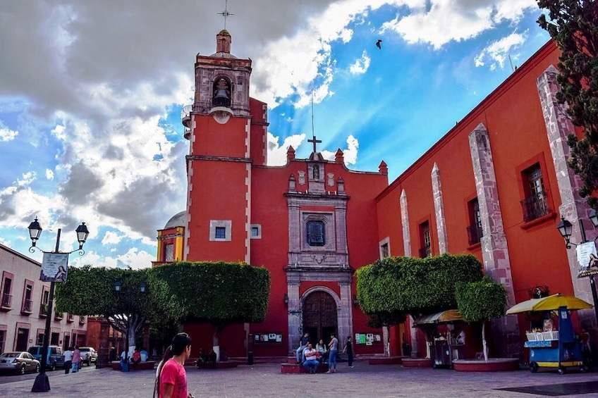 From Mexico City: Private Tour to Queretaro