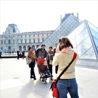 Guidad rundtur i Louvren med skippa kön-biljetter