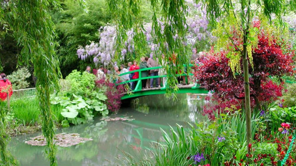 Show item 2 of 7. Giverny & Monet's Home Tour in Paris