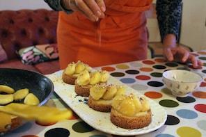 Cours de cuisine : dessert bio et sans gluten