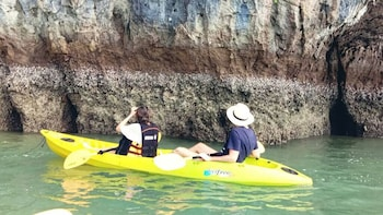 Full Day Sea Cave and Mangrove Kayaking Tour From Koh Lanta