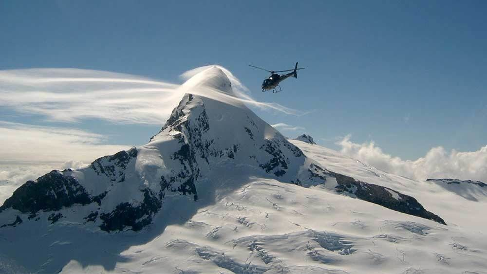 Glacier Explorer Helicopter Adventure
