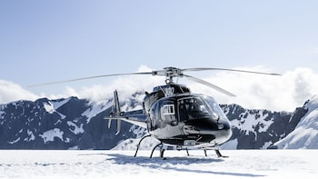 Milford Sound & Glaciers Helicopter Experience