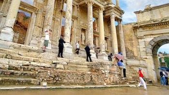 4-Day Cappadocia, Pamukkale & Ephesus with Flight from Istanbul