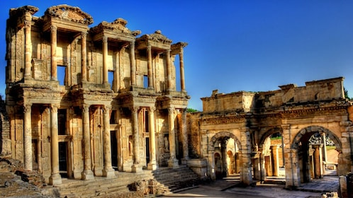 Ephesus Open Air Museum and ruins