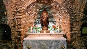 Full-Day Ephesus & House of the Virgin Mary Tour by Bus from Istanbul
