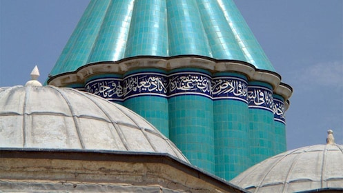 Tomb of Mevlana in Turkey