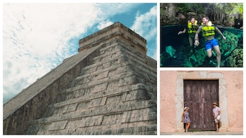 Private Chichén-Itzá Experience with Hubiku and Valladolid