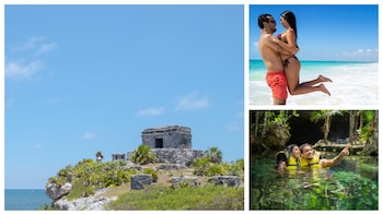 Private Tulum Experence, Cenote at Dos Ojos with Lunch