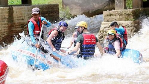 5km White Water Rafting + ATV 1 Hour Tour From Phuket