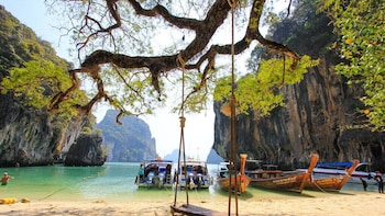 Krabi Hong Islands +Yao Island Snorkeling Trip From Phuket