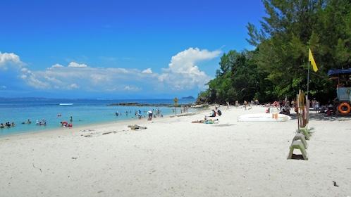 Beach in Sabah