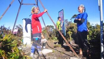 3-Day Climb to Mount Trusmadi via Sinua