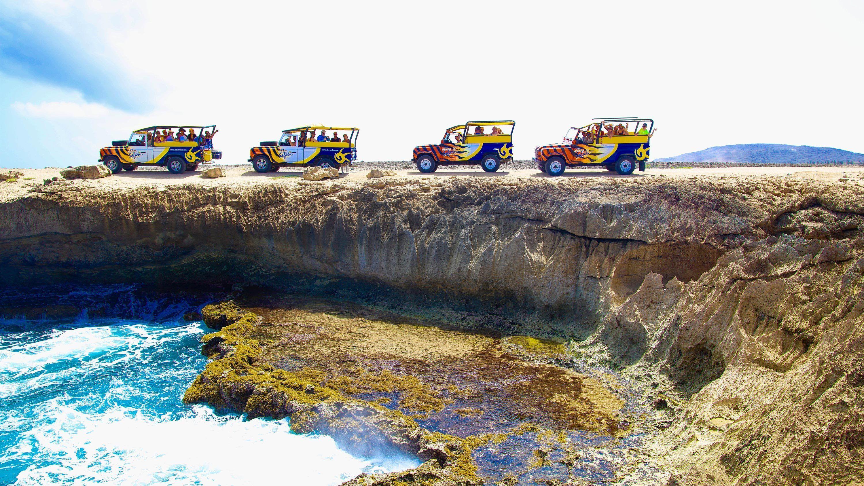 Island Ultimate Safari in Aruba