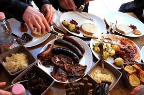 Paseo culinario de Budapest