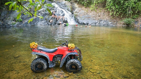 3 Hours ATV Riding in Phang Nga from Phuket