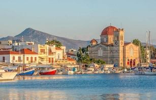 Private Tour from Athens to Aegina Island