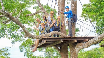 Phuket Zipline Adventure Tour