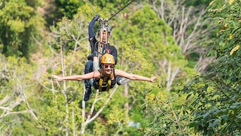 Zipline 32 Platform Adventure Tour From Phuket