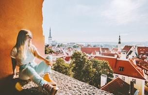 Explore Tallinn city with local photographer