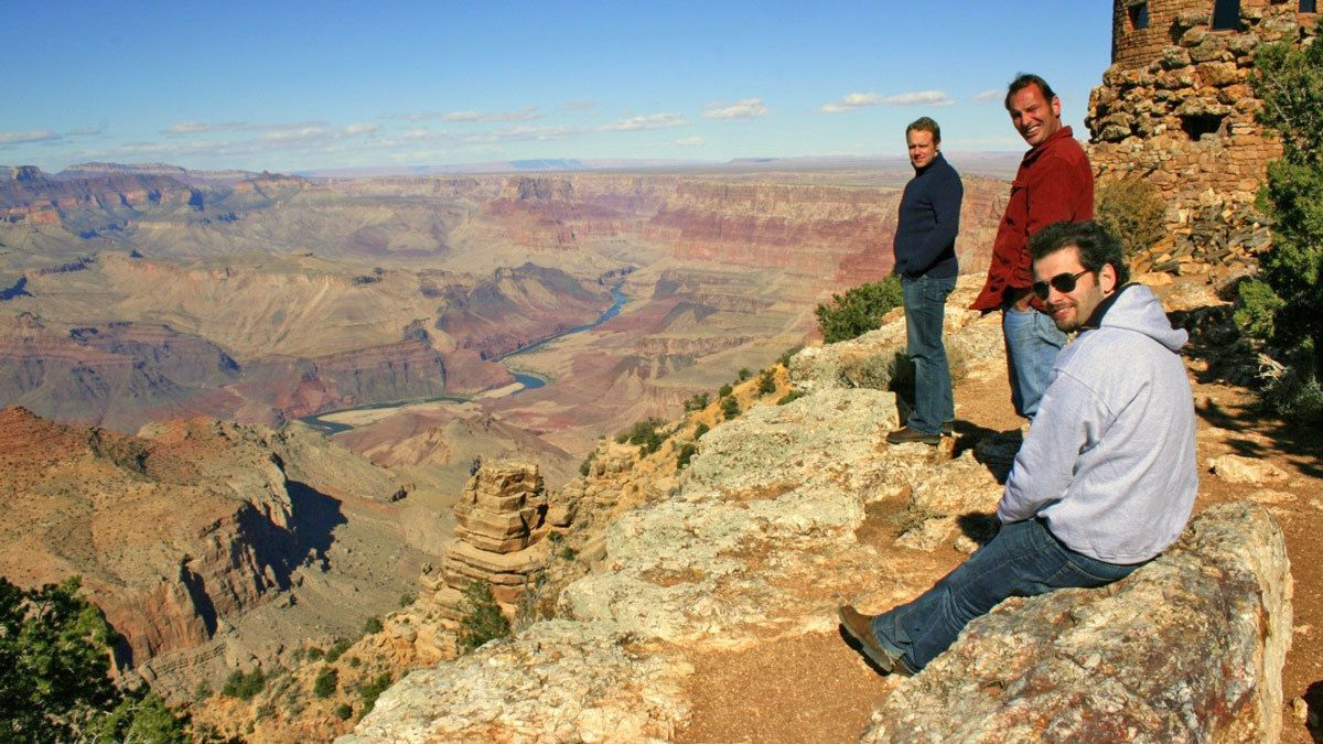 Grand Canyon Overlooks Tour