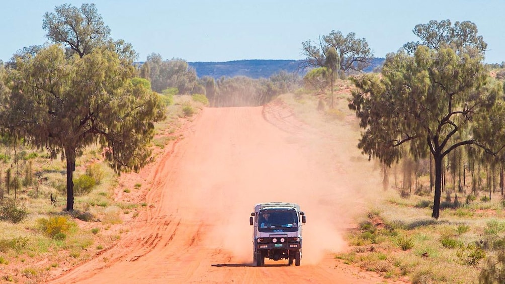 Show item 3 of 5. Jeep tour of Alice Springs