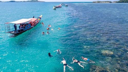 Koh Tan & Koh Madsum Tour By Longtail Boat From Koh Samui