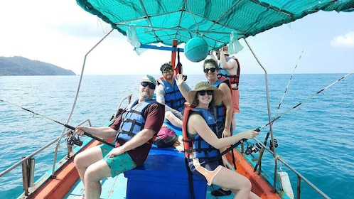 Fishing and Snorkeling Tour From Koh Samui