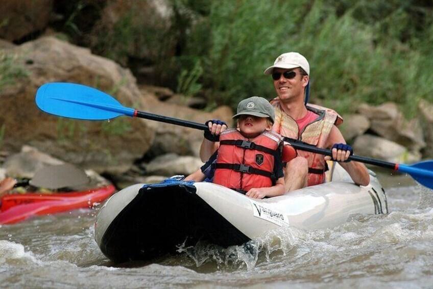 2-Days Arkansas River - Browns Canyon Rafting Trip