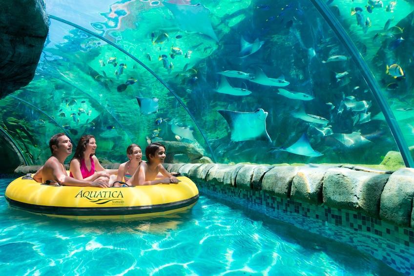 Seaworld San Antonio Theme Park Tickets