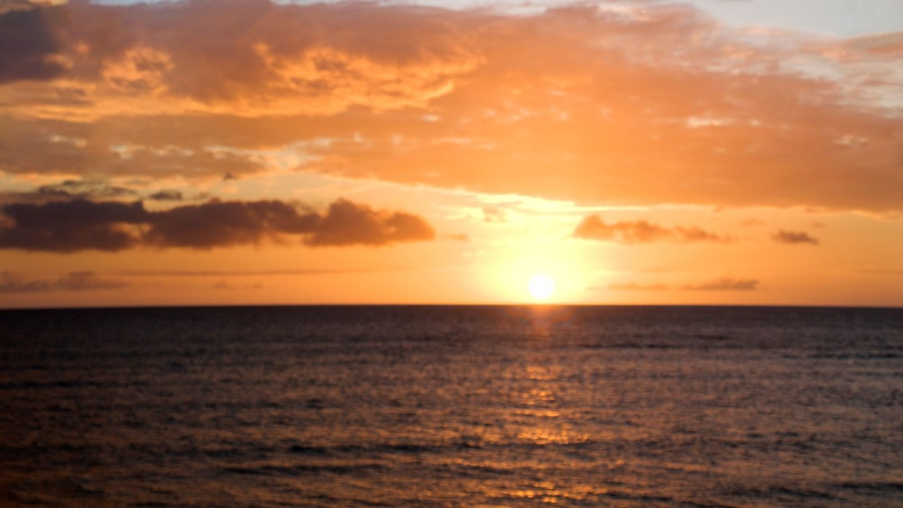 Show item 5 of 7. Sunset near Lahaina in Maui